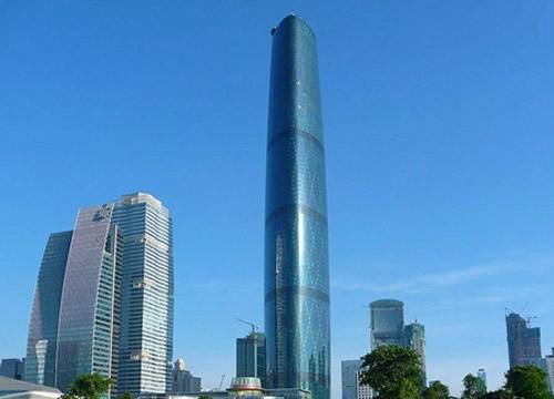 广州西塔加固项目