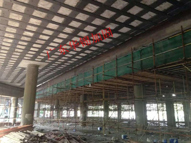 厂房粘钢加固工程